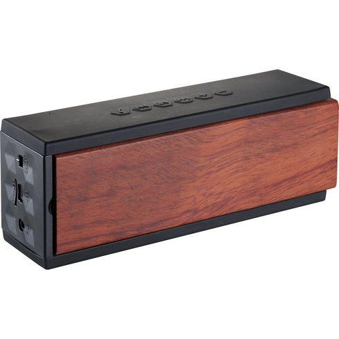 Haut parleur Bluetooth® en bois