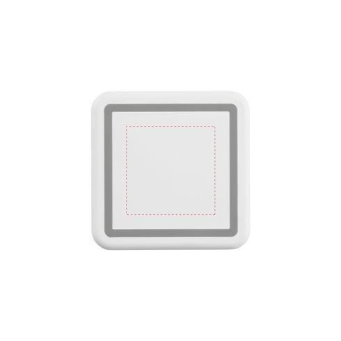Draadloze oplader met verlicht logo