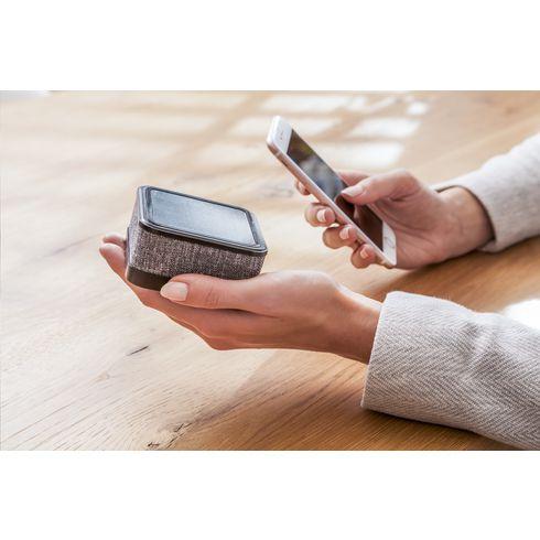 Draadloze oplader met Bluetooth-speaker Buz