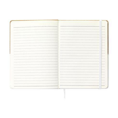 Bedrukte dual-style notitieboek schrift