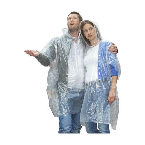 Clear veste de pluie