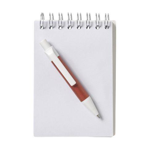 Notice notitieboekje
