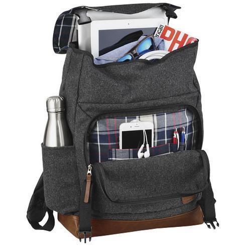 "Campster 15"" laptop rugzak"