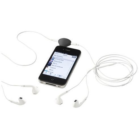 Spartacus 2-in-1 audiosplitter en telefoonhouder
