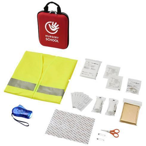 Handies 46 delige EHBO-kit met veiligheidsvest