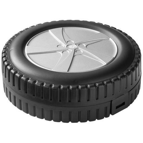Ensemble d'outils 25 pièces en forme de pneu Rage