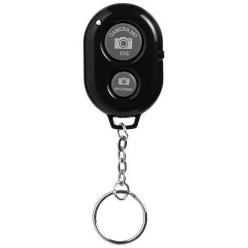 Selfie afstandsbediening sleutelhanger met Bluetooth®