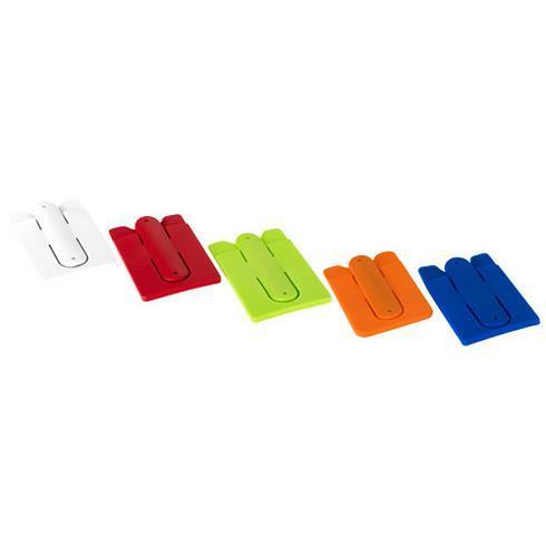 Porte-cartes en silicone avec support Stue