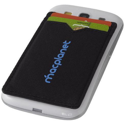 Portefeuille RFID pour téléphone à doubles poches Eye